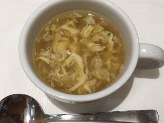 ステーキ宮 スープバー 椎茸とたまごのスープ.jpg